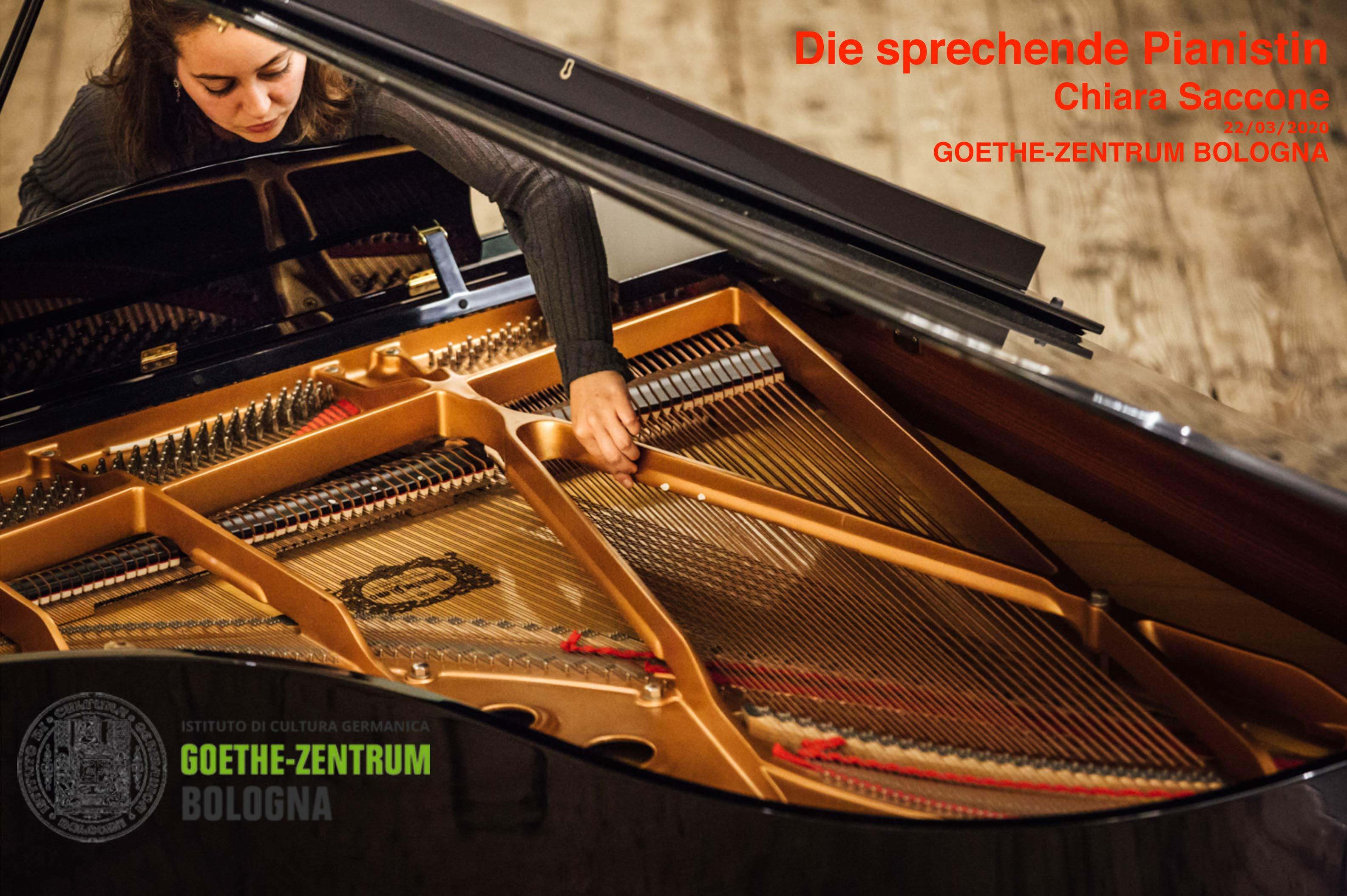 EXITIME 2020 Die Sprechende Pianistin
